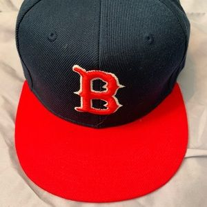 Mitchell & Ness Boston Red Sox hat